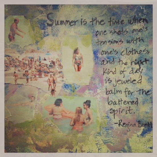 summershedding